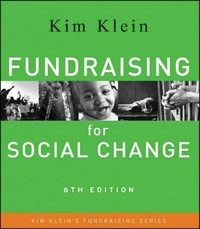 Fundraising for Social Change 6th Edition 9780470887172 0470887176