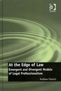 At the Edge of Law 1st Edition 9781317177647 1317177649