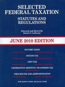 Selected Federal Taxation Statutes and Regulations, with Motro Tax Map, June 2010 Edition 2011th edition 9780314262813 0314262814