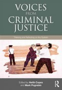 Voices from Criminal Justice 1st edition 9780415887496 0415887496