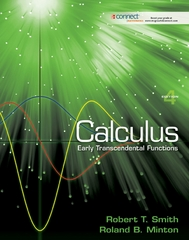 Calculus 4th Edition 9780073532325 0073532320