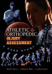 Athletic and Orthopedic Injury Assessment: 1st Edition 9781934432013 1934432016