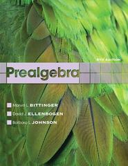 Prealgebra 6th edition 9780321731548 0321731549
