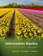 Intermediate Algebra 4th edition 9780321725554 0321725557