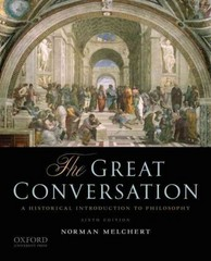 The Great Conversation 6th Edition 9780195397611 0195397614