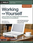 Working for Yourself 8th edition 9781413313314 1413313310