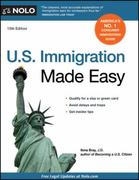 U. S. Immigration Made Easy 15th edition 9781413312072 1413312071