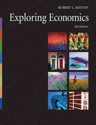 Exploring Microeconomics 4th edition 9780324395549 032439554X