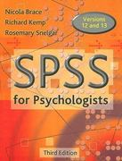 SPSS for Psychologists, Third Edition 3rd edition 9780805860856 0805860851