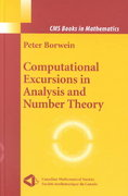 Computational Excursions in Analysis and Number Theory 0 9780387954448 0387954449