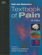 Wall and Melzack's Textbook of Pain 5th edition 9780443072871 0443072876