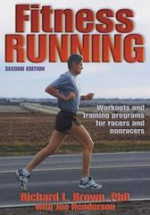 Fitness Running 2nd Edition 9780736045100 0736045104