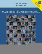 Marketing Research Essentials 4th edition 9780471448457 0471448451