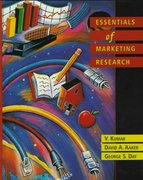 Essentials of Marketing Research 1st edition 9780471170686 0471170682
