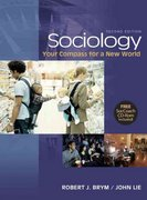 Sociology 2nd edition 9780534627843 0534627846
