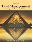 Cost Management 2nd edition 9780072474343 0072474343