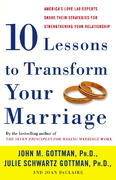 Ten Lessons to Transform Your Marriage 0 9781400050192 1400050197