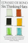Six Thinking Hats 1st Edition 9780316177917 0316177911