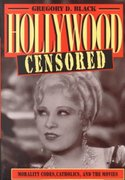 Hollywood Censored 1st Edition 9780521565929 0521565928