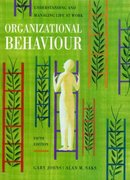 Organizational Behaviour 5th Edition 9780201643817 0201643812