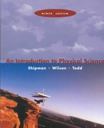 An Introduction to Physical Science 9th edition 9780395955703 039595570X