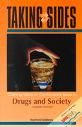 Clashing Views on Controversial Issues in Drugs and Society 4th edition 9780073031934 0073031933