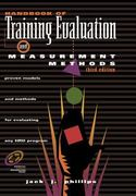 Handbook of Training Evaluation and Measurement Methods 3rd edition 9780884153870 0884153878