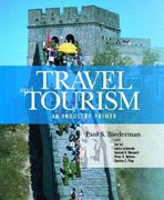 Travel and Tourism 1st edition 9780131701298 0131701290