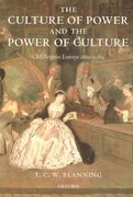 The Culture of Power and the Power of Culture 0 9780199265619 0199265615