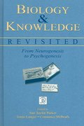 Biology and Knowledge Revisited 0 9781135622411 1135622418