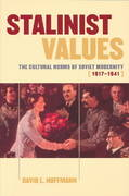 Stalinist Values 0 9780801488214 0801488214