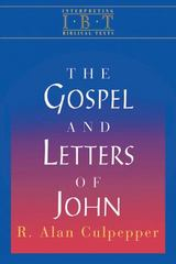 The Gospel and Letters of John 1st Edition 9780687008513 0687008514