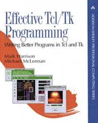 Effective Tcl/Tk Programming 1st edition 9780201634747 0201634740
