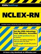 CliffsTestPrep NCLEX-RN 1st edition 9780764572883 0764572881