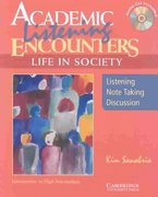 Academic Listening Encounters - Life in Society 0 9780521754835 0521754836