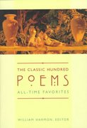 The Classic Hundred Poems 2nd Edition 9780231112598 0231112599