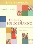 The Art of Public Speaking 8th edition 9780072564075 0072564075