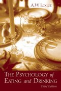 The Psychology of Eating and Drinking 3rd edition 9780415950091 0415950090