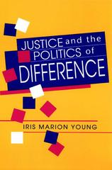 Justice and the Politics of Difference 1st Edition 9780691023151 0691023158