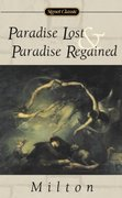 Paradise Lost and Paradise Regained 0 9780451527929 0451527925