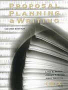Proposal Planning and Writing 2nd edition 9781573561419 157356141X