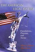 The American Legal System 0 9780195330168 0195330161