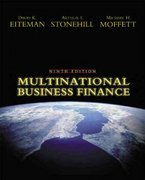 Multinational Business Finance 9th edition 9780201635386 0201635380