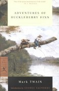 Adventures of Huckleberry Finn 0 9780375757372 0375757376
