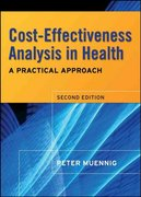 Cost-Effectiveness Analysis in Health 2nd Edition 9780787995560 0787995568