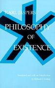 Philosophy of Existence 1st Edition 9780812210101 0812210107