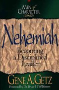Men of Character - Nehemiah 0 9780805461657 0805461655