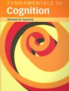 Fundamentals of Cognition 3rd Edition 9781841693743 184169374X