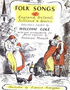 Folk Songs of England, Ireland, Scotland and Wales 0 9780897249553 0897249550