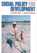 Social Policy for Development 1st edition 9780761967156 076196715X